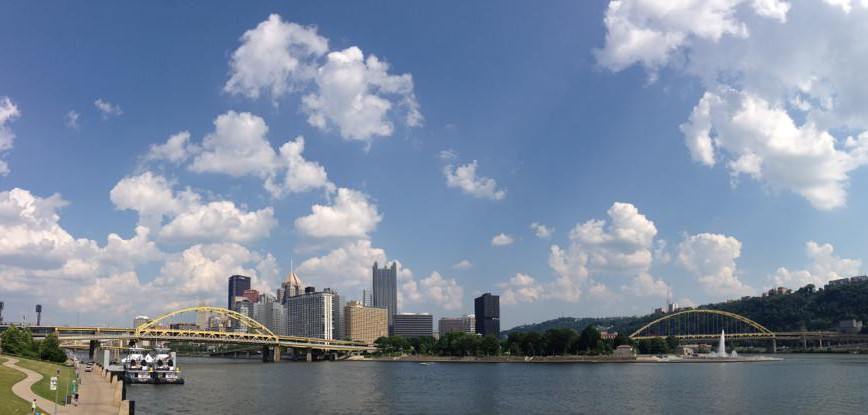 Pittsburgh river