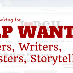 Seeking Storytellers Who Love Pittsburgh