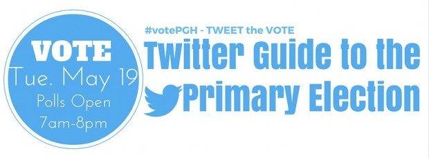 Pittsburgh Primary Election Twitter
