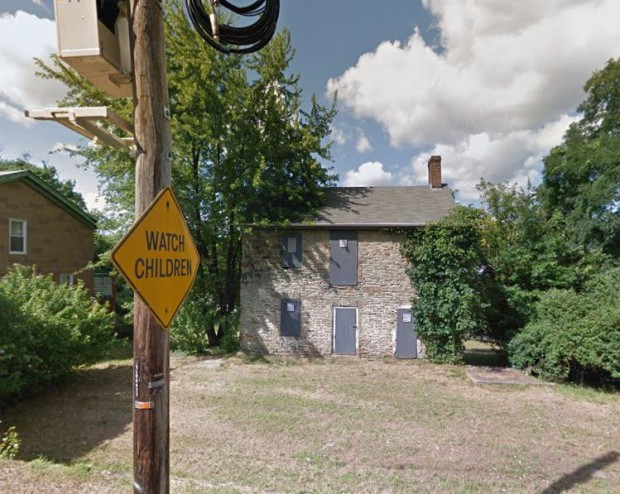 Google Street view photo of John Woods House from August 2014.