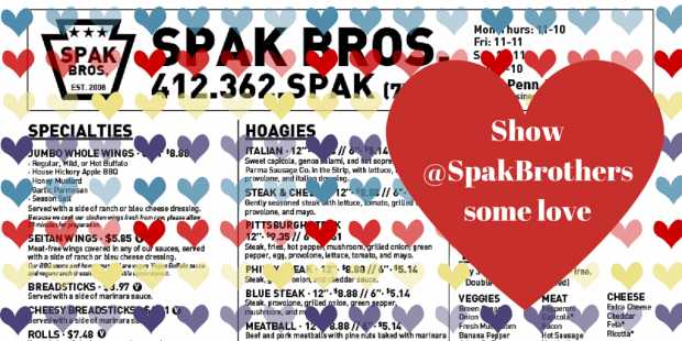 Show Spak Brothers some love this week