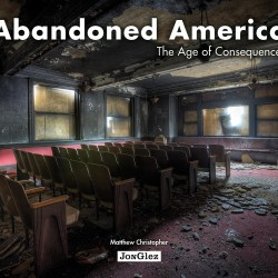 PHLF Hosts Matthew Christopher, Author of Abandoned America