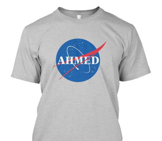 I stand with Ahmed shirt