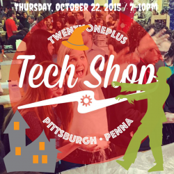 Halloween Party at TechShop