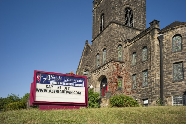 Albright United Methodist Church