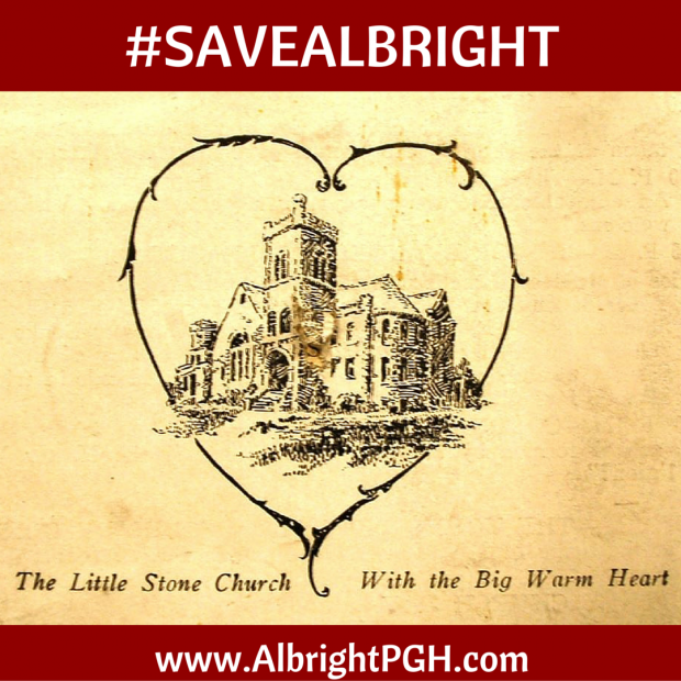 SAVEAlbright-heart