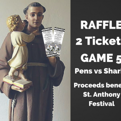 Win 2 Tickets to Stanley Cup Game 5!