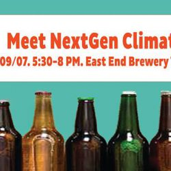 Help Me Register 1000 New Voters // Kick-off Party at East End Brewing Tap Room on 9/7