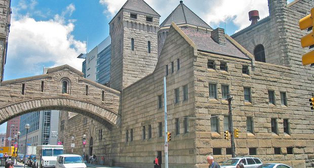 Old Allegheny County Jail Museum