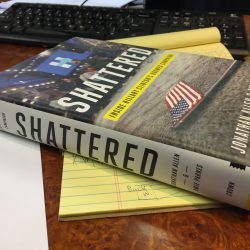 "TUE: Free Event with Authors of ""Shattered: Inside Hillary Clinton's Doomed Campaign"""