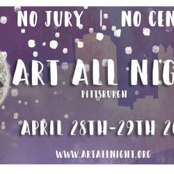 Art All Night Turns 21 and Moves to the South Side