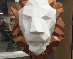 24 Gifts of Pittsburgh: Paper Sculpture Kit from Resident Design
