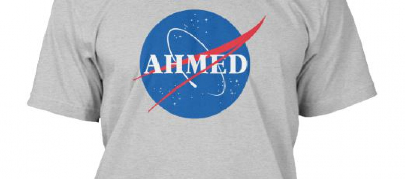 Stand with Ahmed: A Pittsburgh-made shirt benefiting Ahmed and kids interested in STEM