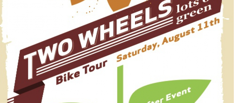 Bikes, Beer & A Better Pittsburgh – Two Wheels Lots of Green, Aug. 11