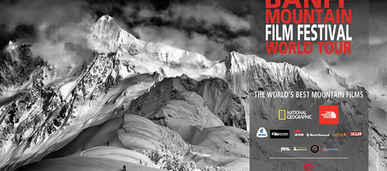 Discounted Tickets for Banff Mountain Film Fest this Sunday!