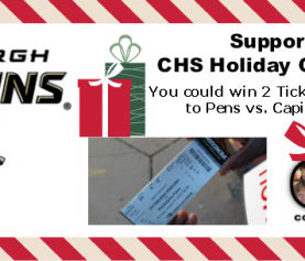 Help Save Christmas & Pens Tickets Raffle