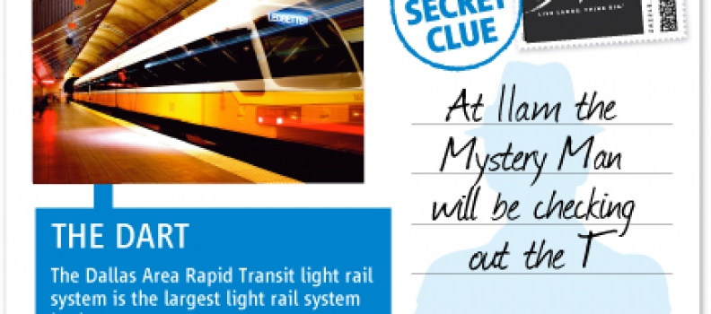 Find the Myster Man – Win Super Bowl Tickets – Starts TODAY!