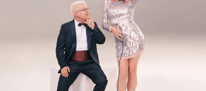 Thomas Lauderdale & Storm Large of Pink Martini Perform in Pittsburgh