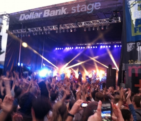 Concerts in Review: Edward Sharpe at the Arts Fest plus Local Natives at Stage AE