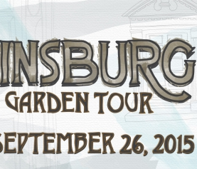 2015 Wilkinsburg House and Garden Tour