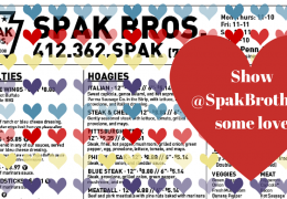 For the Love of Local Pizza: Plan to Have Spak Brothers Pizza This Weekend