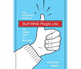 Author of Stuff White People Like to Give Lecture at CMU