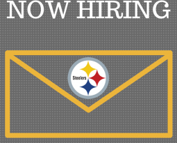 Now Hiring: The Steelers are looking for an Email Marketing Specialist