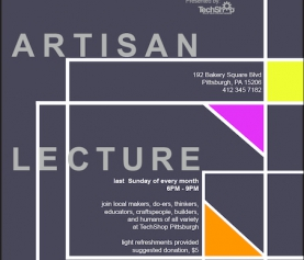 Artist Lecture with Oreen Cohen & Sean Derry