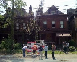 Pretty, Vacant: Recapping the Vacant Home Tour