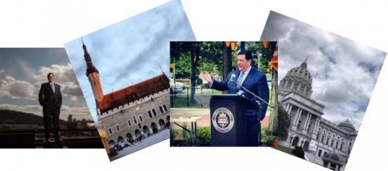 Meet Your New Mayor – Bill Peduto's Excellent Adventure @ Manor Theater –  Mon. 11/11