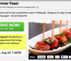 Sign Up to GrubWithUs on Thursday!