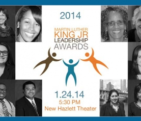 Martin Luther King Jr. Leadership Awards – Pittsburghers Who Demonstrate Values Based Leadership