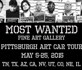 7 Reasons Why I Am Supporting Pittsburgh Art Car 2015