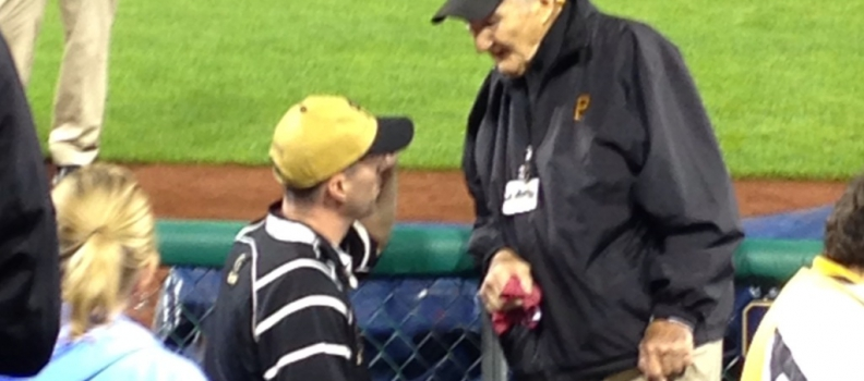 The 4 P's of October (Pittsburgh, Pirates, Playoffs, Phil)