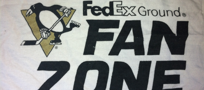 The Pens Play Tomorrow: You Should Be at the FedEx Ground Fan Zone