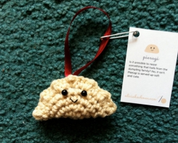 Win A Little Pierogi for Your Tree