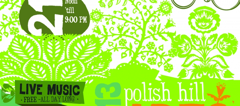 Polish Hill's Annual Arts Festival this Sunday