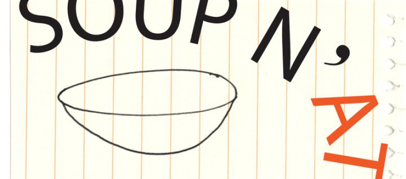 Soup & Art at Soup N'At on Sunday
