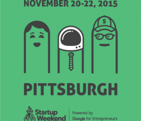 Startup Weekend Pittsburgh is back Nov. 20-22– get 20% off tickets!