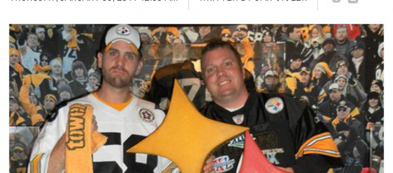 More Love for the Steeler Nation